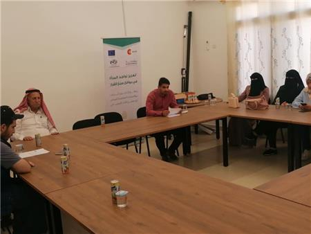 نشطاء يبحثون مخرجات تقرير مراقبة الأداء البرلماني