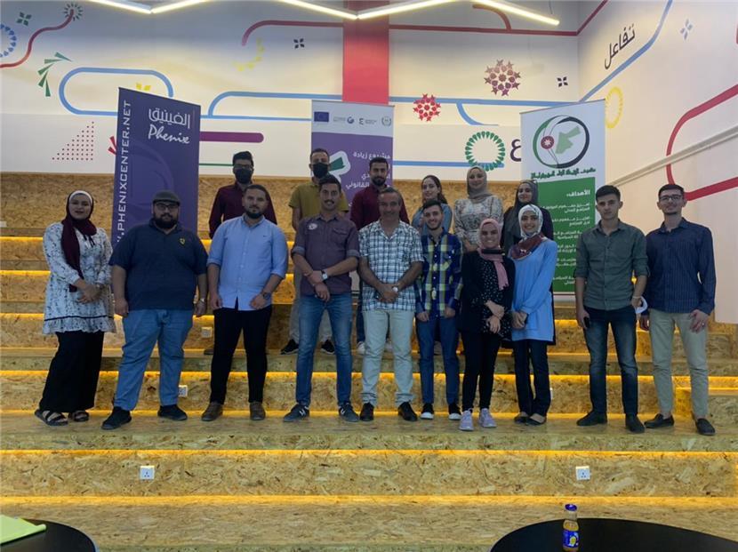 Phenix concludes training on employability skills in Karak